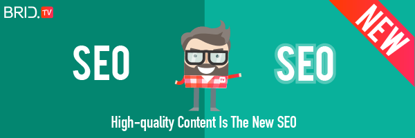 High-quality Content Is The New SEO