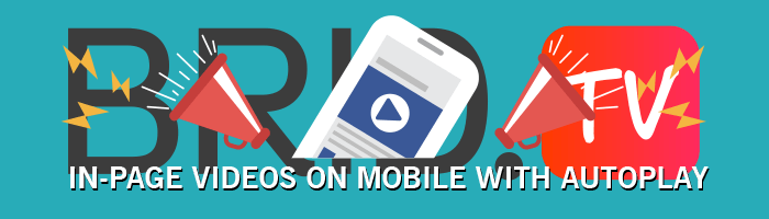 In-page Videos On Mobile With Autoplay