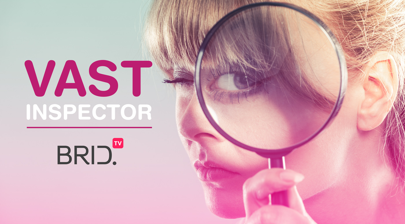 Test Your VAST Ad Response With BridTV VAST Inspector Tool