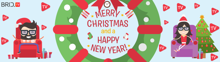 We wish you a Marry Christmas and a Happy New Year