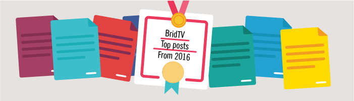 2016 Year in Review: Our Top Posts