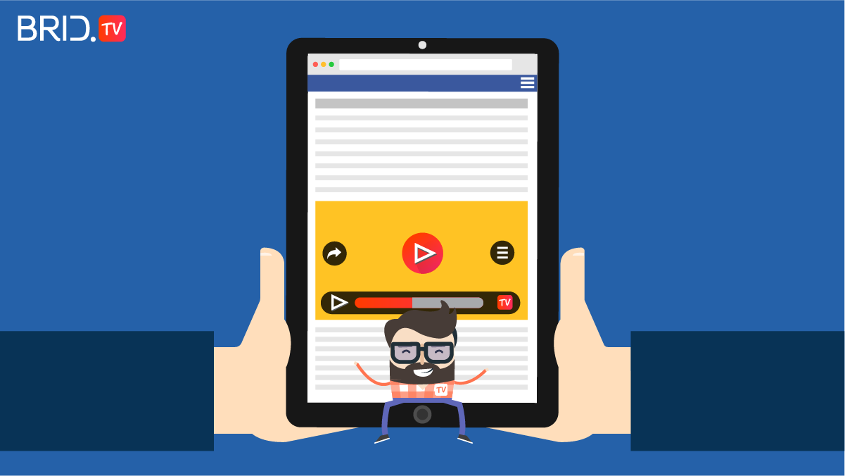 Deliver Stunning Video Experience To Your Facebook Instant Articles Audience
