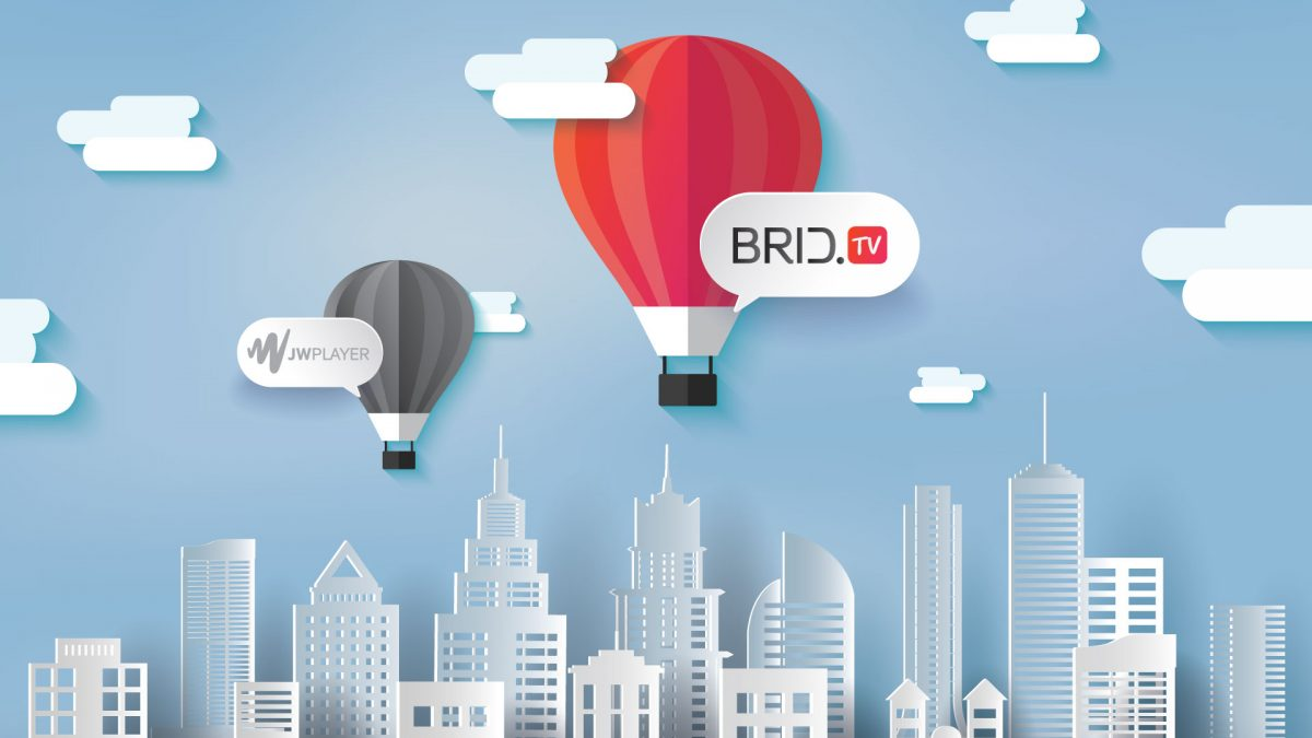 Looking For JW Player Alternative? Start With Brid tv™