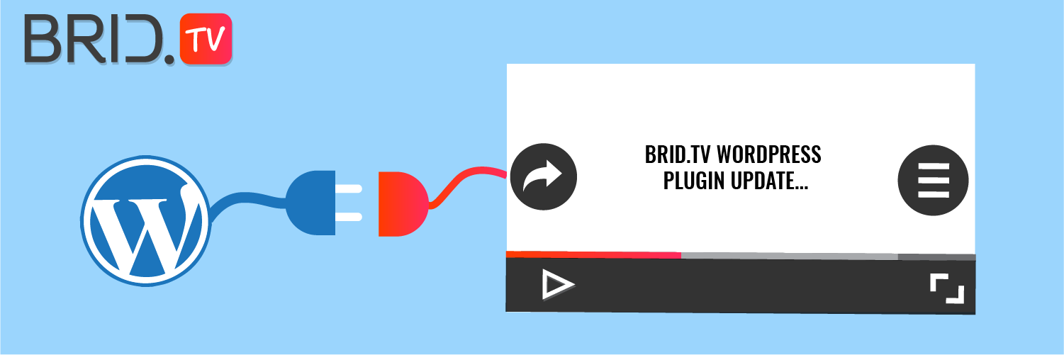 Brid Video Easy Publish WordPress Plugin Update