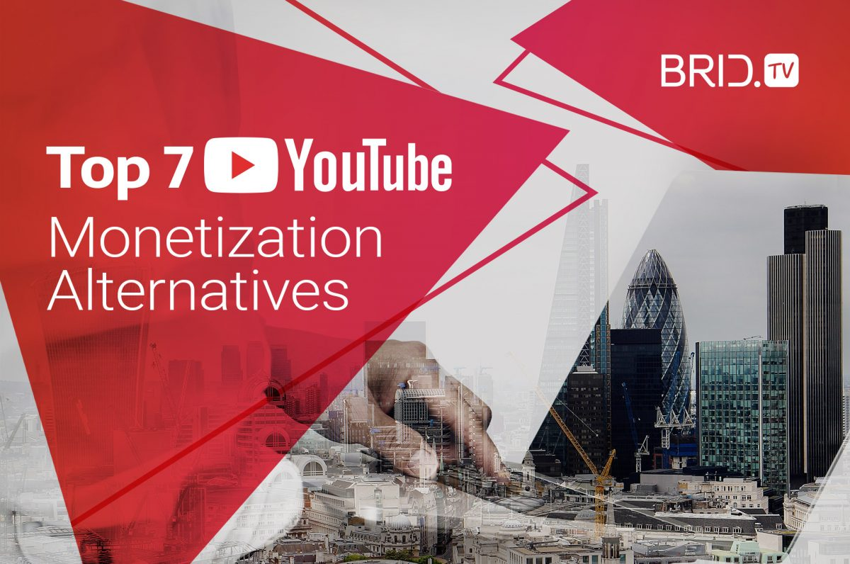 youtube monetization alternatives