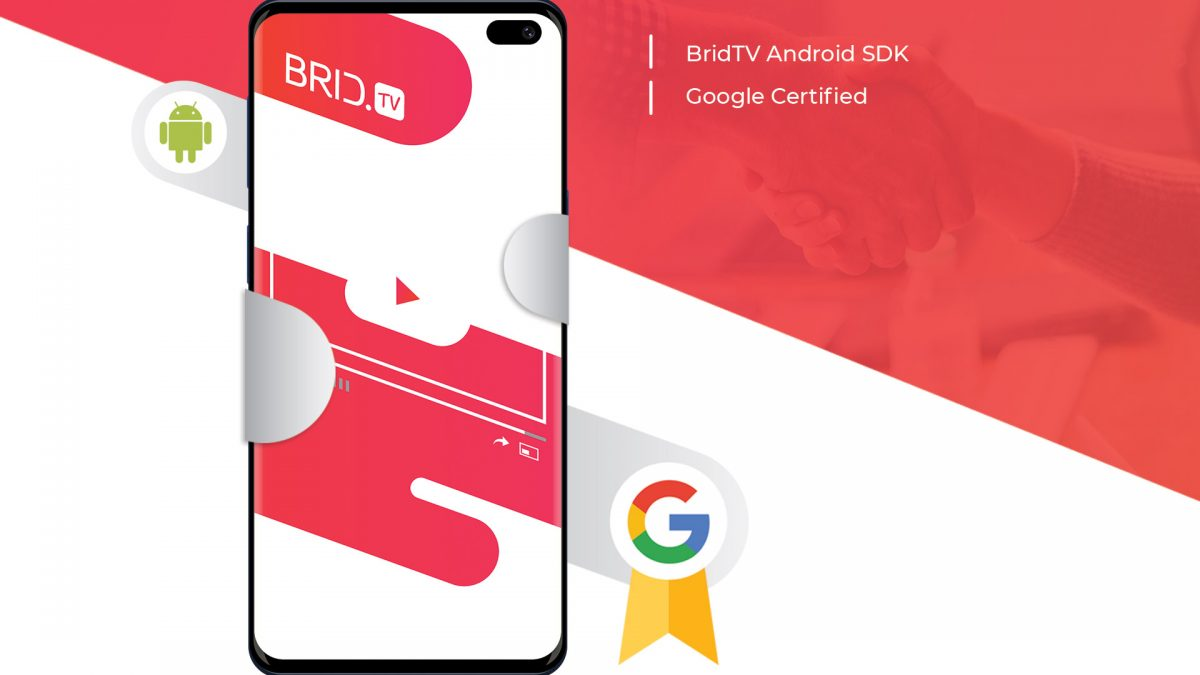Android SDK Google Certified BridTV Video Player