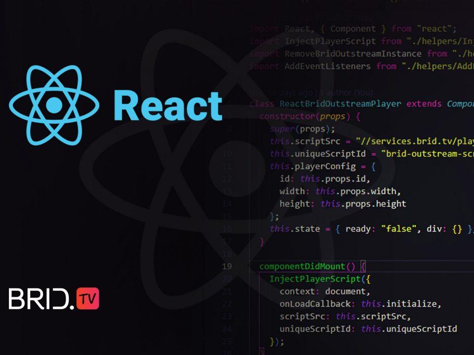 React js Archives - BRID TV
