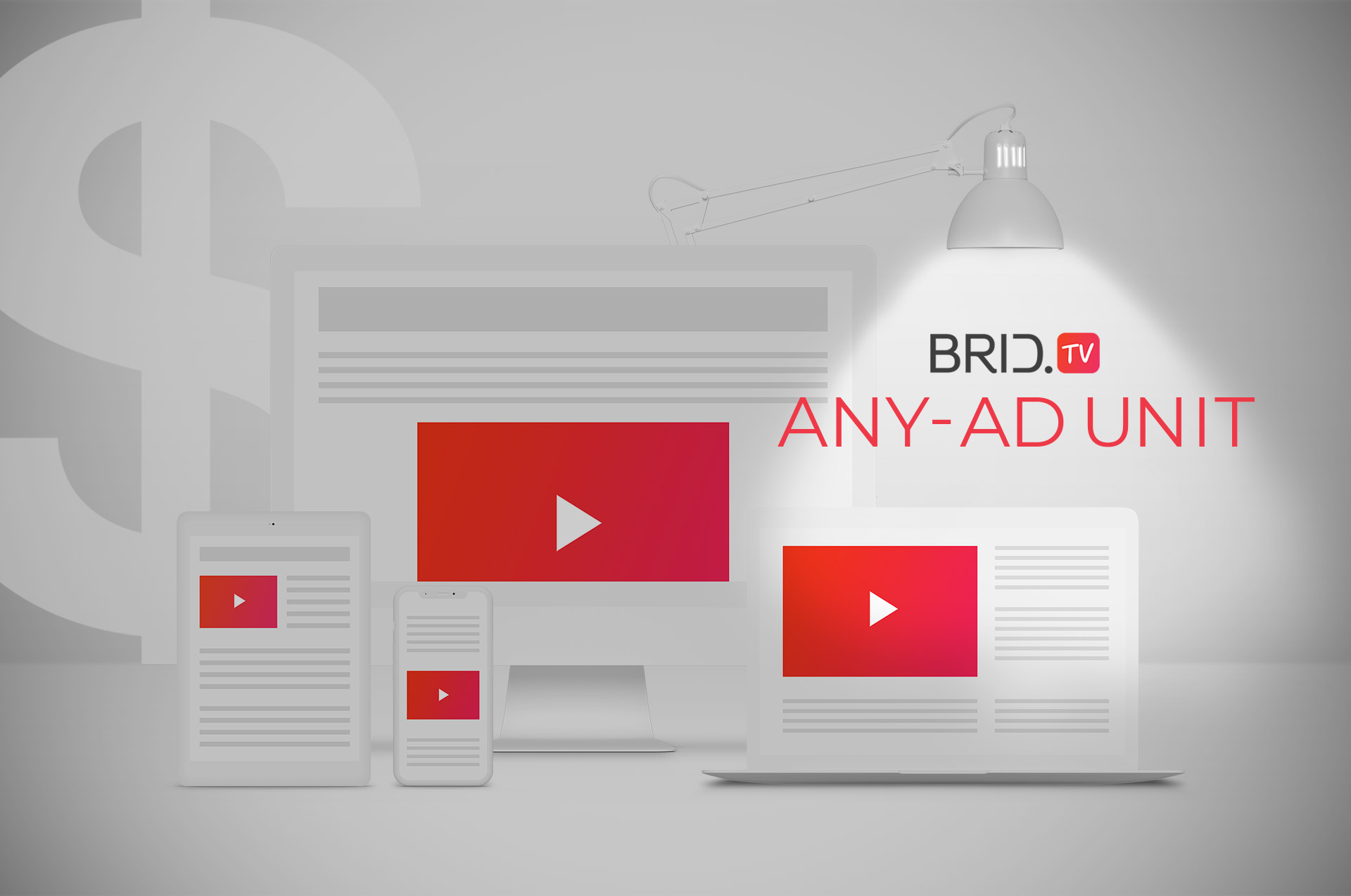 Bridtv outstream ad unit