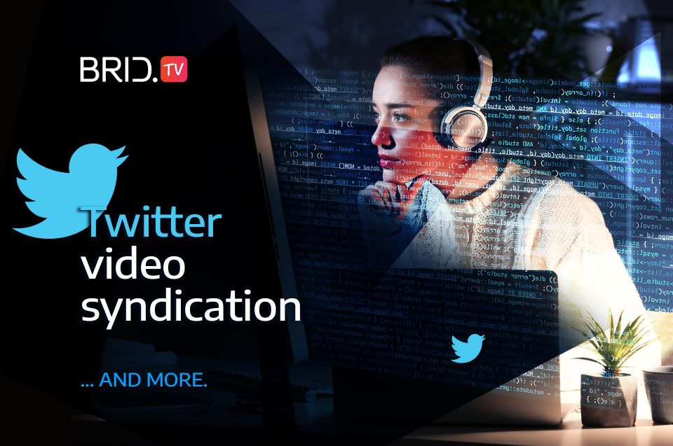 bridtv twitter video syndication