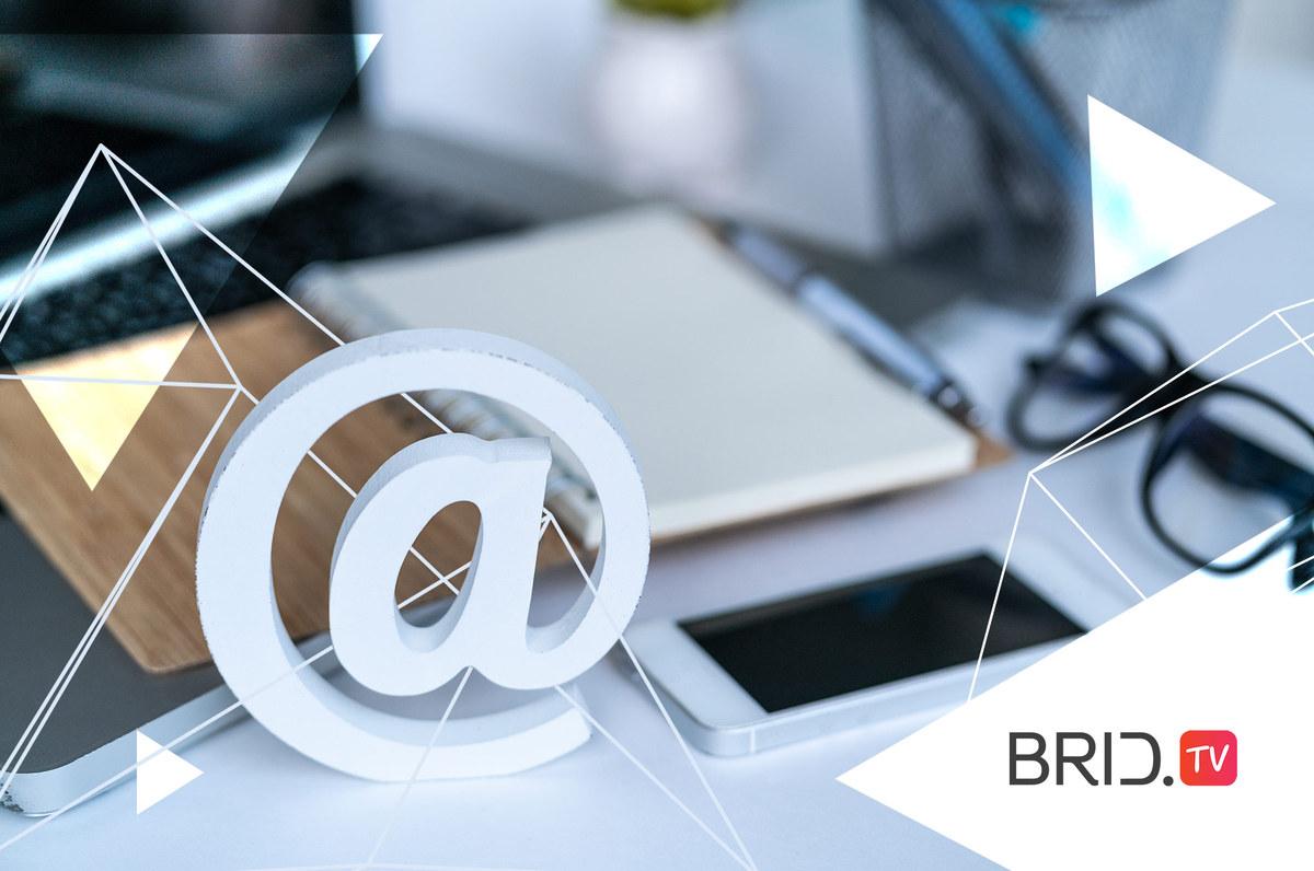 email marketing BridTV