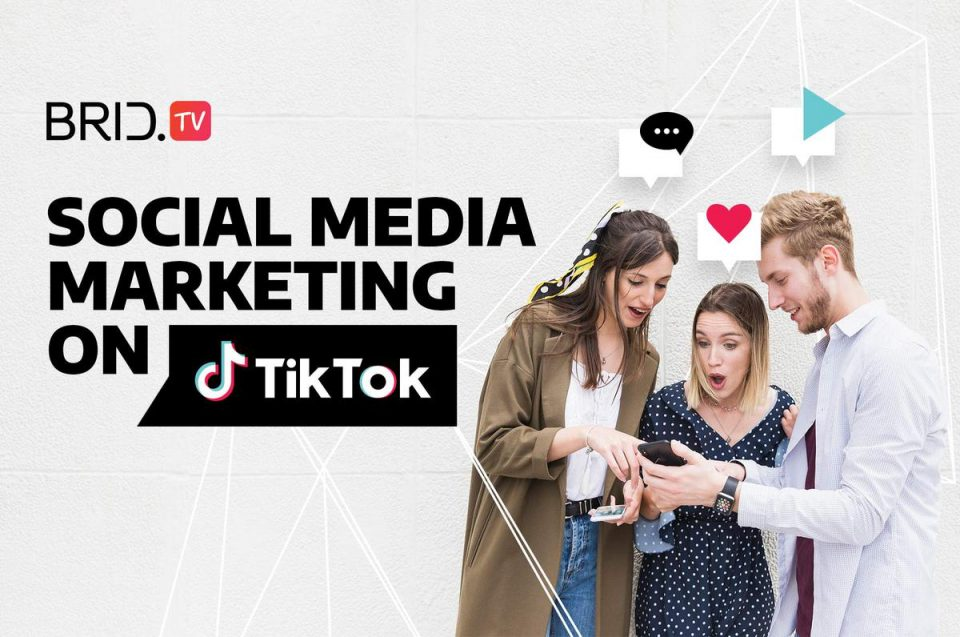 social media marketing on tiktok
