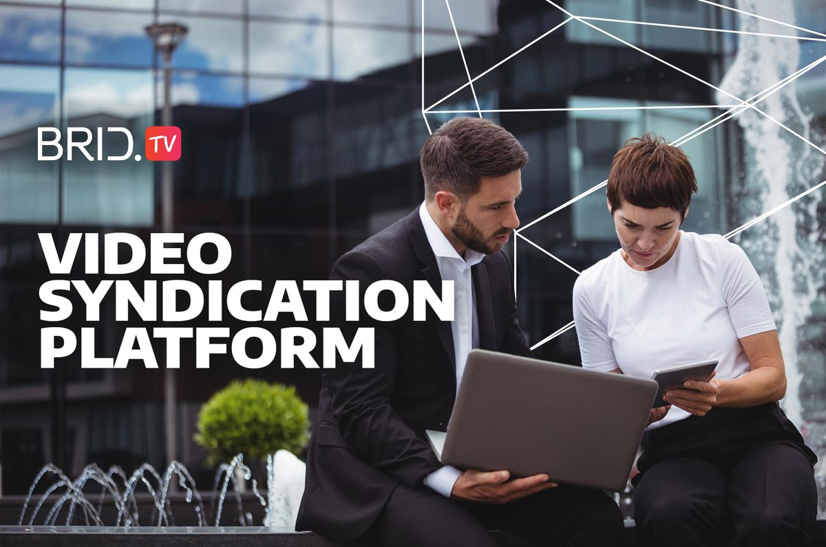 video syndication platform