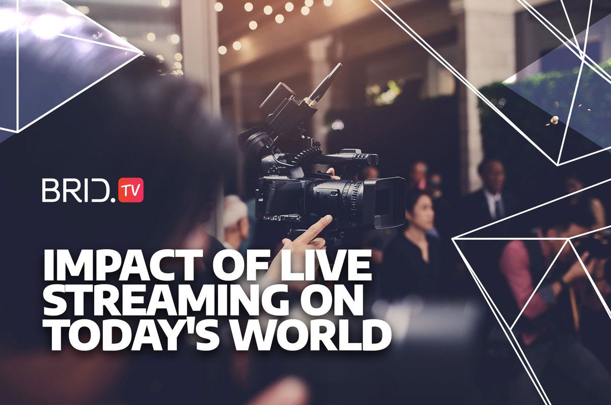 impact of live streaming
