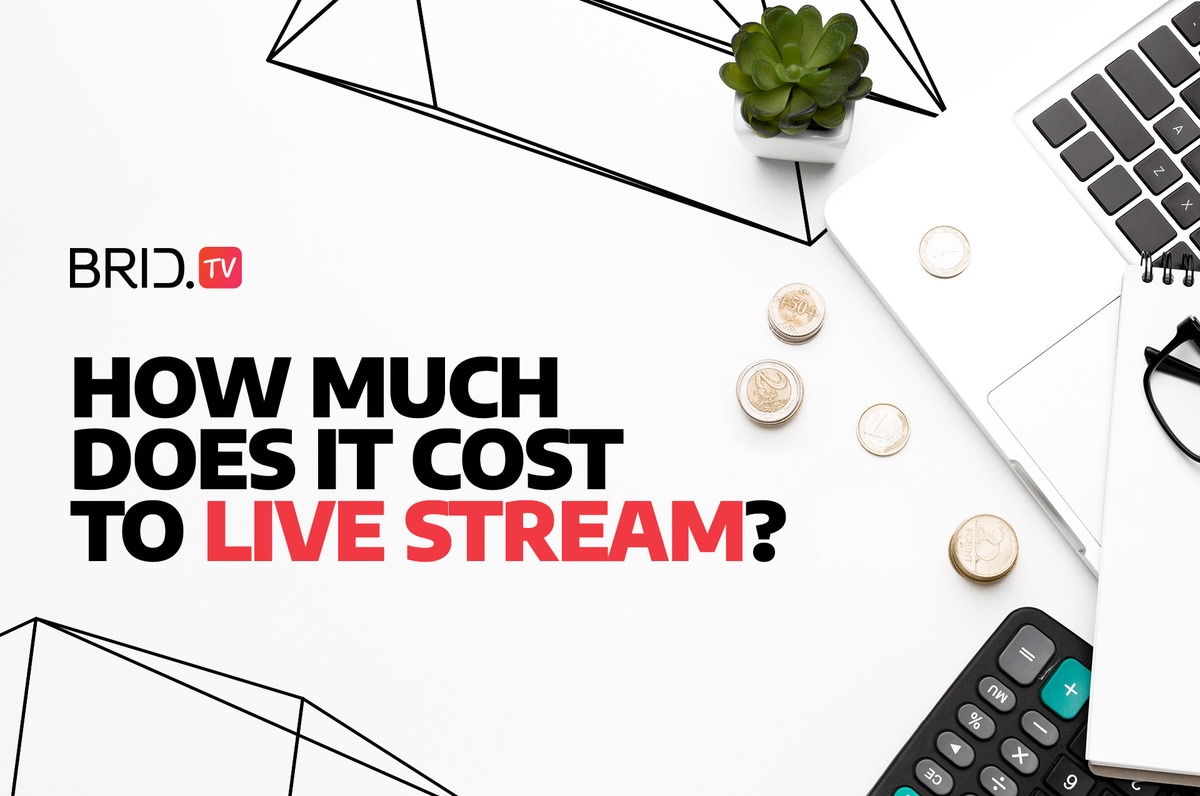 how much does it cost to live stream