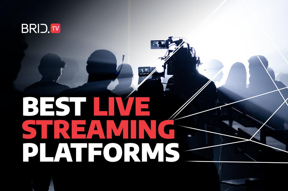 best live streaming platforms brid.tv