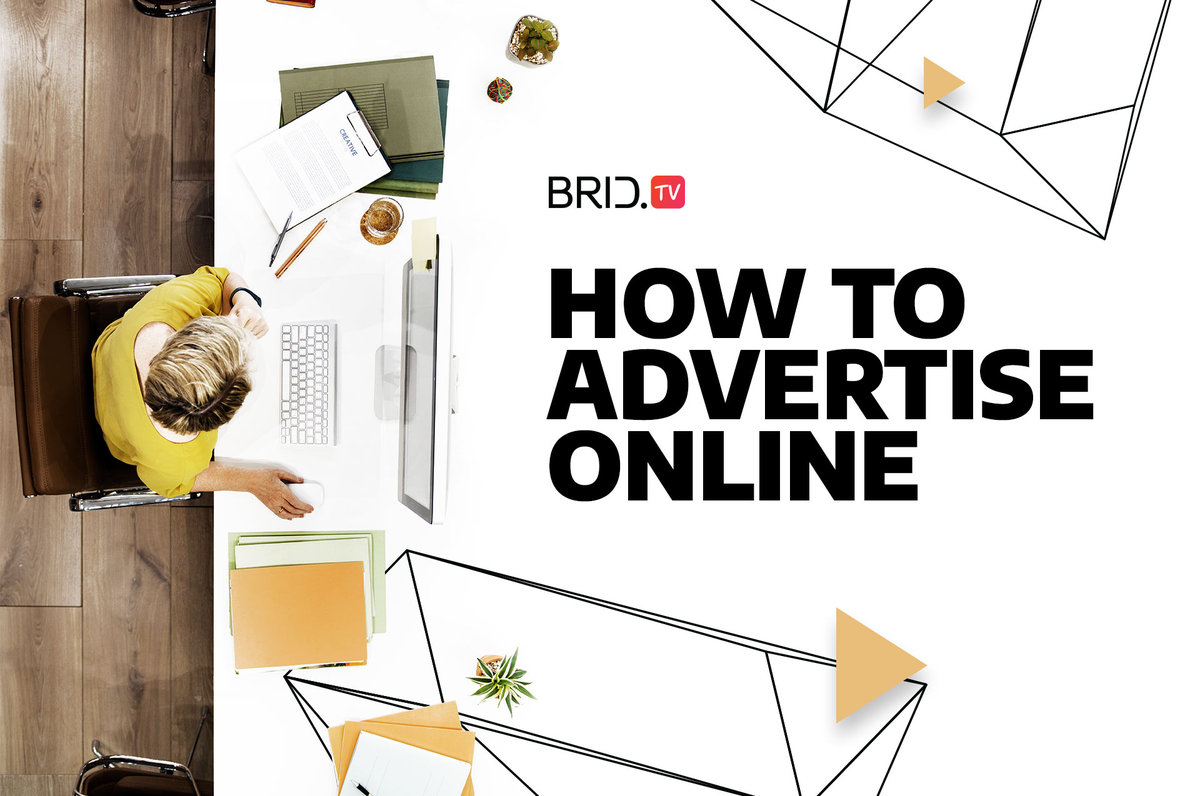 how to advertise online