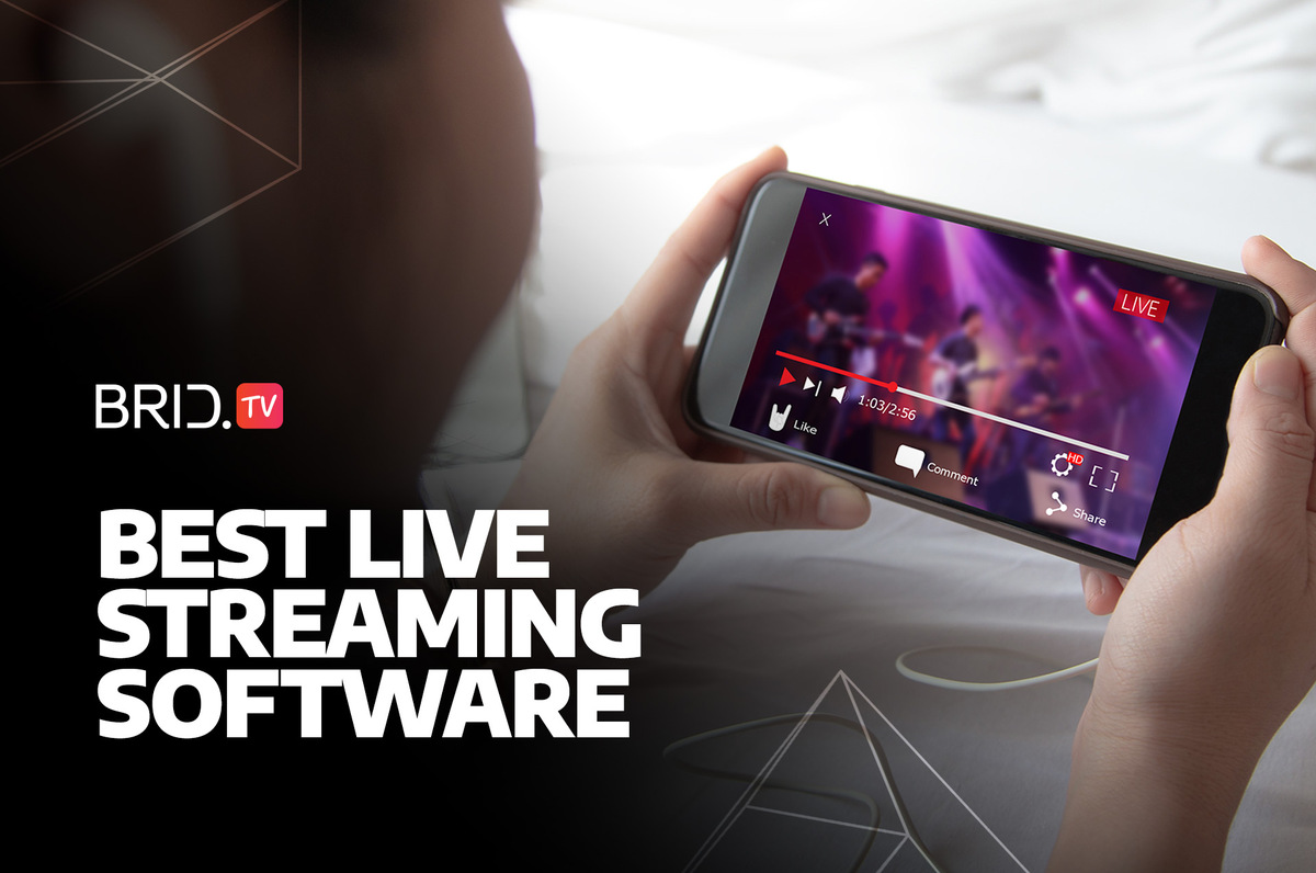 best live streaming software