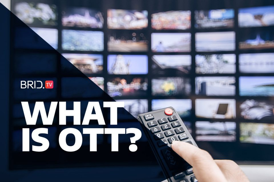 what is ott