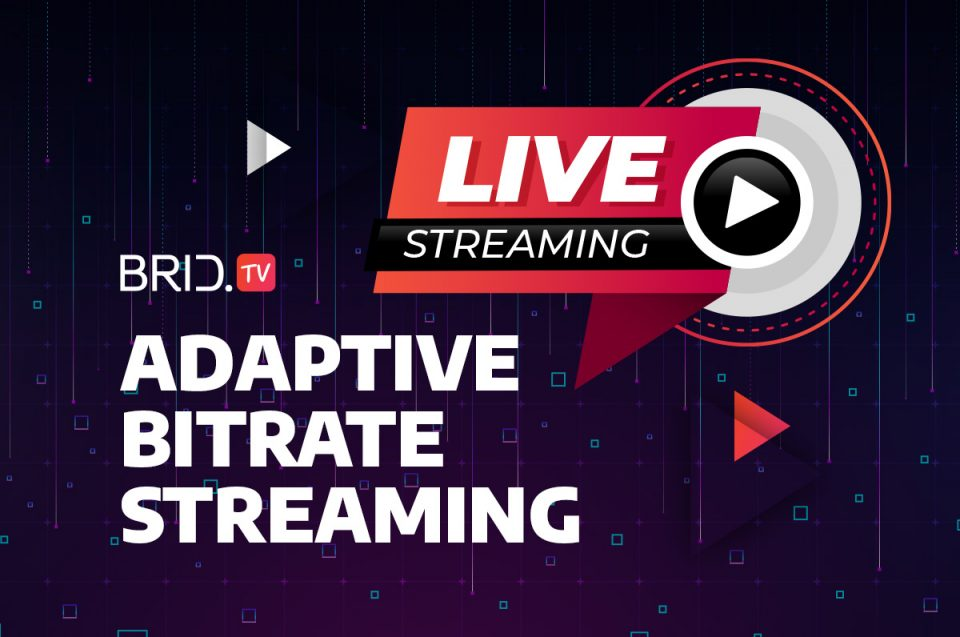 adaptive bitrate streaming