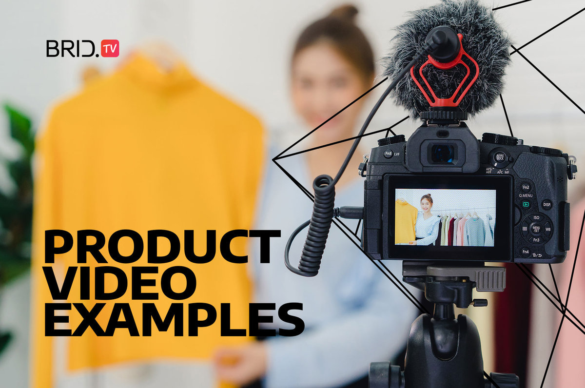 Four Impressive Product Video Examples for Marketers