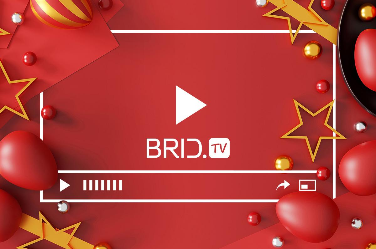 brid.tv easter promo