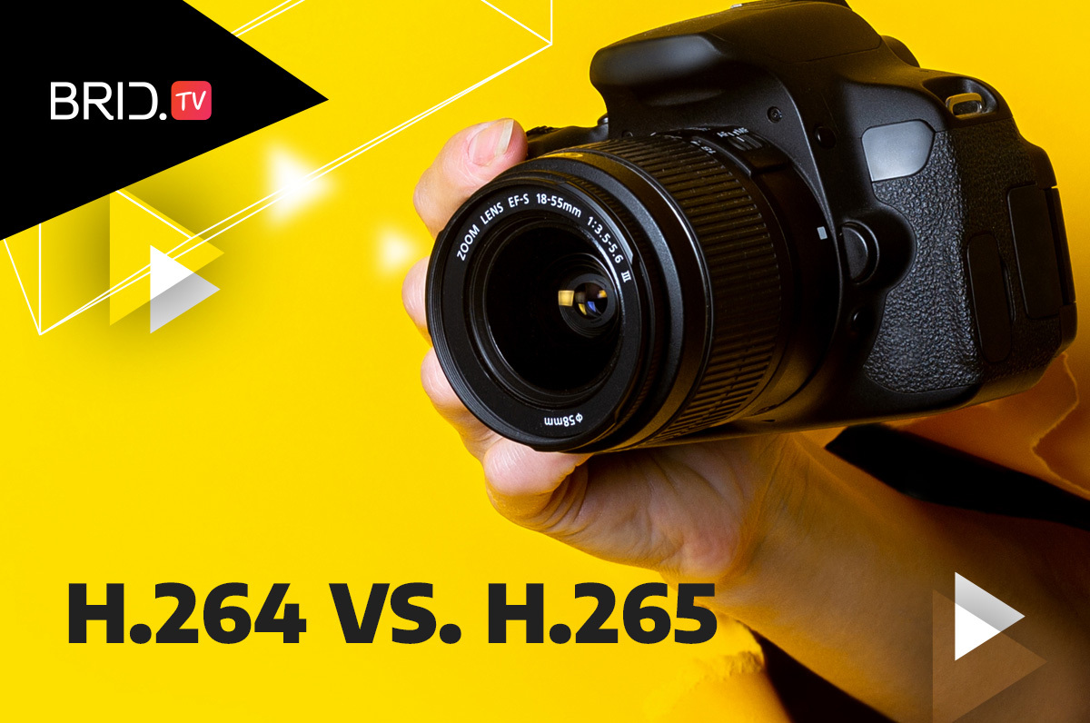 H.264 vs. H.265: A Comparison of Two Advanced Standards