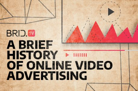 history of online video advertising