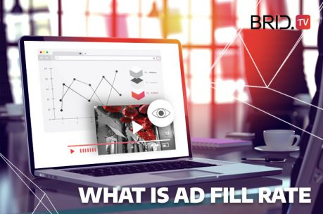 what is ad fill rate brid.tv