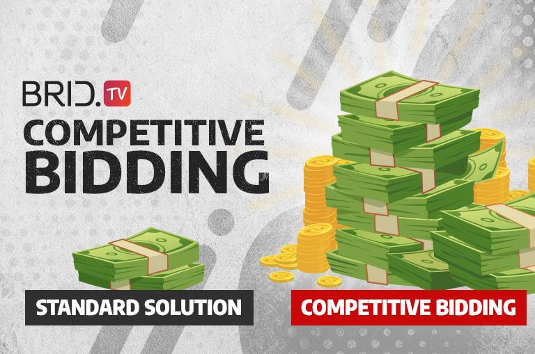 bird.tv competitive bidding