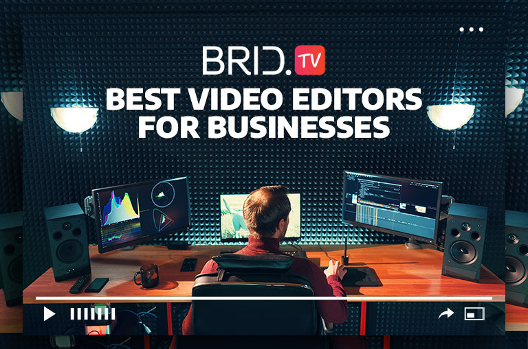 best video editors for businesses