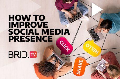 Improving Social Media Presence